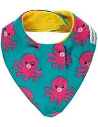 Tuch Bib Dribble Triangle Octopus