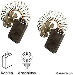 Kohlebürsten für AEG WSA 2100 S,WSA 2300 S,WSBA 1900,WSBA 2100 S,WS 2300 S,WSC