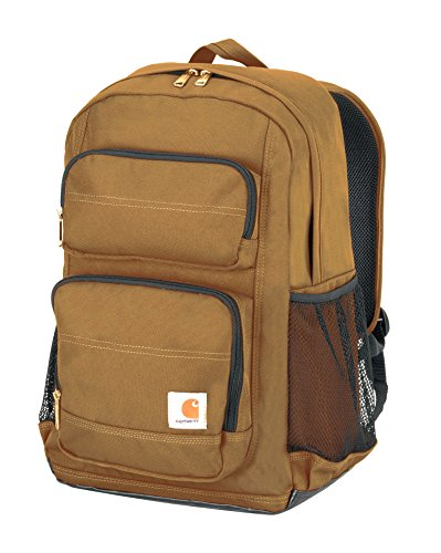 Carhartt Legacy Standard Work Rucksack mit gepolstertem Laptop und Tablet Aufbewahrung, 19032102 (Standard-notebook-rucksack)