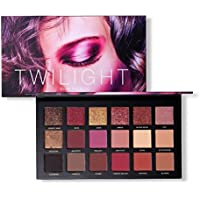 Paleta de Sombra de Ojos, ARTIFUN 18 Colores Paletas de Maquillaje Sombra de Ojos Mate Brillante Pigmentados y Larga Duración