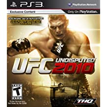THQ UFC Undisputed 2010, PS3, ESP PlayStation 3 Español vídeo - Juego (PS3, ESP, PlayStation 3, Lucha, Modo multijugador, T (Teen))