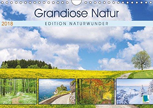 Preisvergleich Produktbild Edition Naturwunder: Wege zur Ruhe (Wandkalender 2018 DIN A4 quer): Natur pur: Wo die Seele baumelt, finde ich mich selbst (Monatskalender, 14 Seiten ) (CALVENDO Natur)