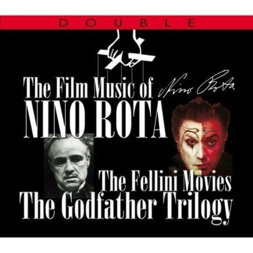 Preisvergleich Produktbild Filmmusic of Nino Rota
