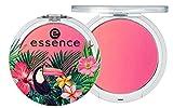 Essence Exit to explore Blush Nr. 01 My heart is beating like a jungle drum Inhalt: 8,5g Multicolour powder rouge für einen frischen Teint im handumdrehen. Blush