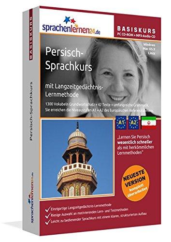 Preisvergleich Produktbild Sprachenlernen24.de Persisch-Basis-Sprachkurs: PC CD-ROM für Windows/Linux/Mac OS X + MP3-Audio-CD für MP3-Player. Persisch lernen für Anfänger