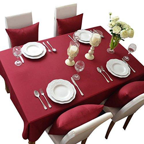 Juguete NiSeng Manteles para mesa rectangular y cuadrados Mantel