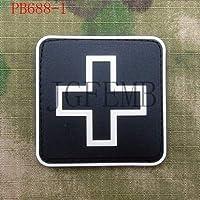 Generic 5cm Platz Das Rote Kreuz Tactical Military Moral 3D PVC Patch rot weiß schwarz: PB688 preisvergleich bei billige-tabletten.eu