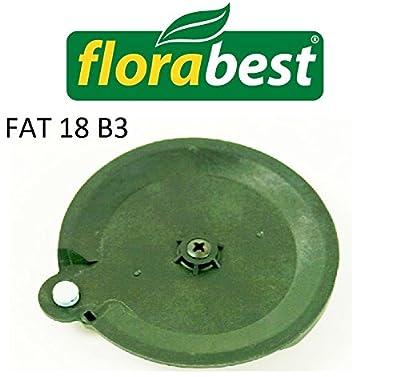 LIDL Florabest Cordless Grass Trimmer FAT 18 B3 IAN 102971 Blade Holder Cutting Disc