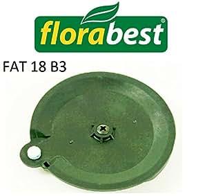disque fat 18 b2 florabest lidl coupe bordures sans fil. Black Bedroom Furniture Sets. Home Design Ideas