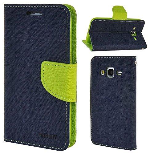 HUANGTAOLI Flip Case Cover per Samsung G360 Galaxy Core Prime Smartphone/Samsung G360F Galaxy Core Prime LTE Smartphone
