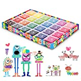 Coussins Encreurs, Tampons Encreurs Coussins Multi Color Rainbow Crafts Inkpad Rubber Finger Printing Encreurs Pour enfants Bricolage Scrapbooking, Craft Stamps et Card Making Decoration