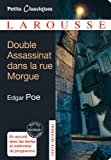 Double Assassinat dans la rue Morgue La Lettre volée