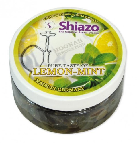 Shiazo Steam Stones 100gr. Lemon Mint