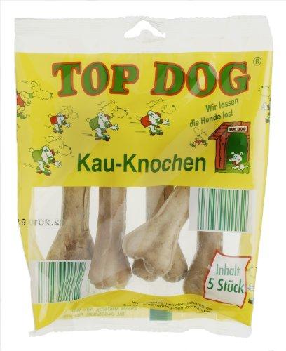 Top Dog Kauknochen - Knochen 5 Stück