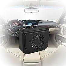 tocoss (TM) nuevo ahorro de energía solar sol ventana de coche Auto de purga de aire Cool enfriador de ventilador energía sistema de ventilación Radiador