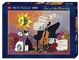 Unbekannt Heye 29449 - Standard Puzzles 1000 Teile Cello, Rosina Wachtmeister