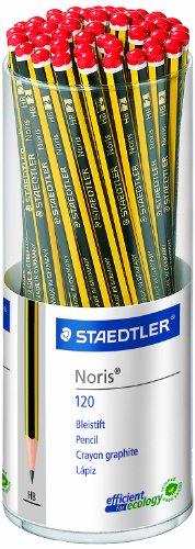 Staedler Noris – Lápiz (HB 2, 50 unidades)