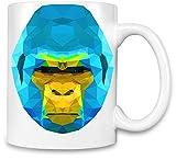 Psy Gorilla Kaffee Becher
