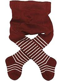 cf1915d3764d3b Grödo Baby Strumpfhose 2-farbig geringelt aus Bio-Baumwolle