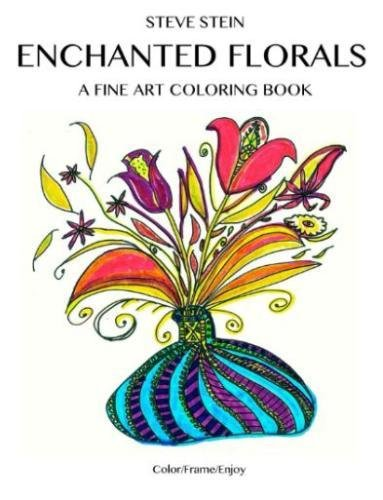 Enchanted Florals: Volume 1