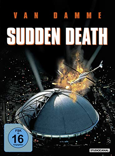 Sudden Death - Limited Collector's Edition [Blu-ray]