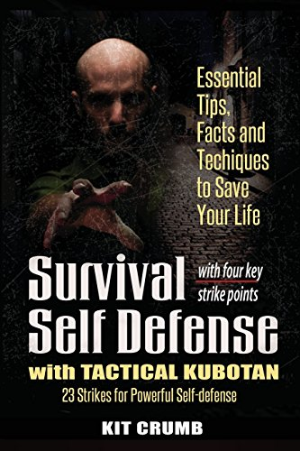 Price comparison product image Survival Self Defense and Tactical Kubotan: Essential Tips,  Facts,  and Techniques to Save Your Life