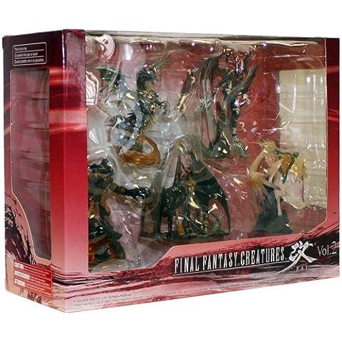 Colección de 5 Figuras Final Fantasy Vol.2