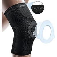 4UMOR Kniebandage, Elastische Atmungsaktiv Kompression Kniebandage Sleeve für mehr Stabilität beim Sport und im... preisvergleich bei billige-tabletten.eu