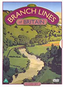 The Branch Lines Of Britain [DVD]