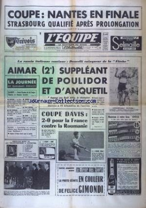 EQUIPE (L') [No 6248] du 30/04/1966