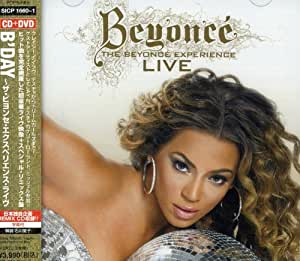 B'day-Beyonce Experience Live [Import USA]