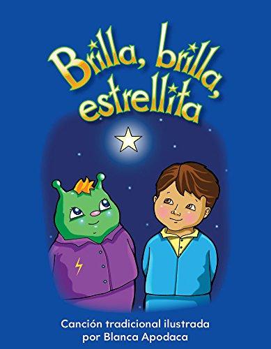Brilla, Brilla, Estrellita (Twinkle, Twinkle, Little Star) Lap Book (Spanish Version) (Las Figuras (Shapes)) (Literacy, Language, and Learning) por Blanca Apodaca