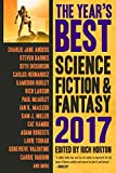 Best Fiction Of The Years - The Year's Best Science Fiction & Fantasy 2017 Review