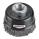 Osborn Neuhheit Topfbürste für Akku-Winkelschleifer 115 mm, D 60 mm, 1 Stück, 6802613891