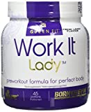 Best Pre Workout Supplements Women - Olimp Labs Queenfit Pre-workout Powder, Work It Lady Review