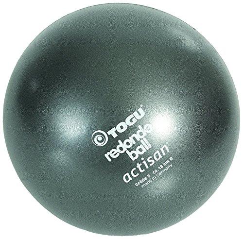 Gymnastikball für Beckenbodentraining, Pilates und Fitness Togu Redondo Actisan 18 cm Durchmesser