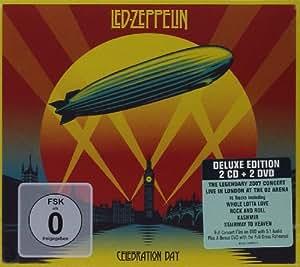 Celebration Day [2CD+2 PAL DVDs--CD Case]