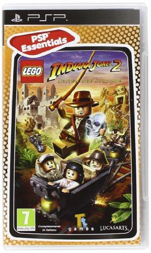 Disney Interactive Sw Psp GI5A000051 Lego Indiana Jones 2