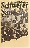 Schwerer Sand Roman