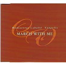 March with me (& Vangelis)