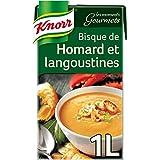 Knorr Soupe Moments Gourmets Bisque de Homard et Langoustines 1 L