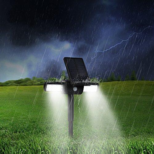 Luci solari per giardino grandbeing lampada solare for Luci da giardino