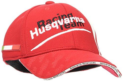 Husqvarna Motorsports Cap Kids rot Racing (Motocross-racing-ausrüstung)