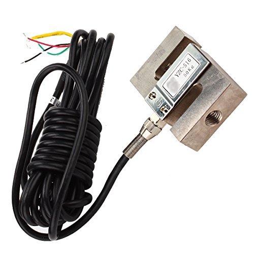 lyws Wasserdicht S Typ Beam Wägezelle Skala Sensor Gewichtung Sensor mit Kabel 50KG
