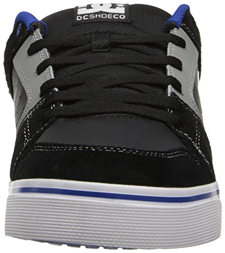 DC Shoes BLITZ D0320279, Sneaker uomo Black/Wild Dove