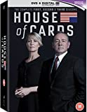 House of Cards - Season 1-3 [DVD]