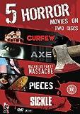 Curfew / Axe / Bachelor Party Massacre / Pieces / Sickle [DVD]