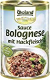 Ökoland Bio Sauce Bolognese (1 x 400 gr)