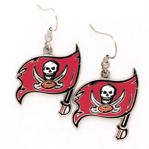 Tampa Bay Buccaneers Boucles d'oreilles Pendantes