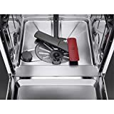 AEG FFE62620PM Freestanding Dishwasher with Airdry Technology, 13 place settings, Stainless Steel